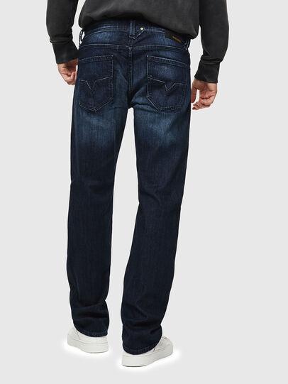 Diesel - Larkee 0095W, Dark Blue - Jeans - Image 2