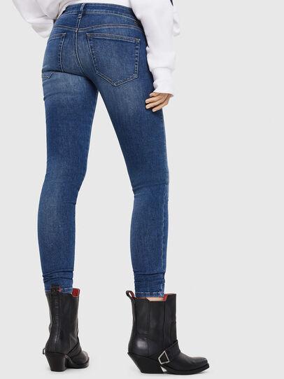 Diesel - Slandy Low 088AU, Medium blue - Jeans - Image 2