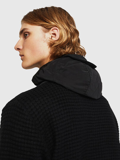 Diesel - KATTY, Black - Knitwear - Image 3