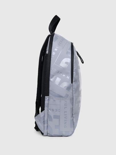 Diesel - X-BOLD BACK, Grey - Backpacks - Image 3