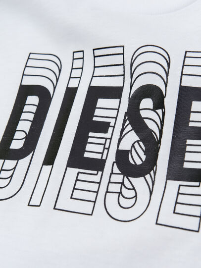 Diesel - TSILYDIESEL, White - T-shirts and Tops - Image 3