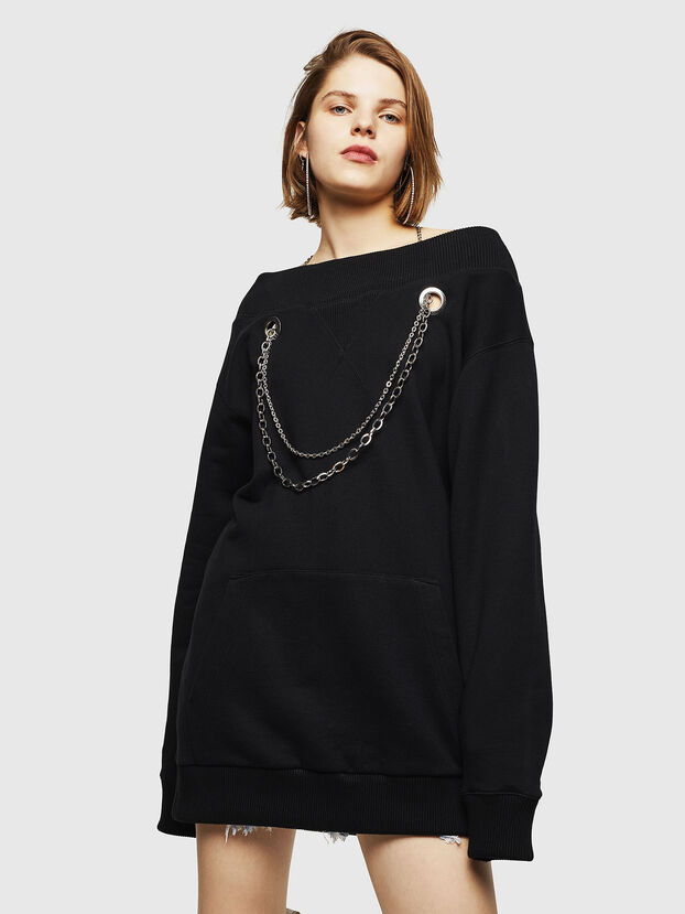 D-MOEANU, Black - Dresses