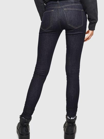 Diesel - Slandy 0813C, Dark Blue - Jeans - Image 2