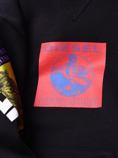 Diesel - SJACKXA OVER,  - Sweaters - Image 3