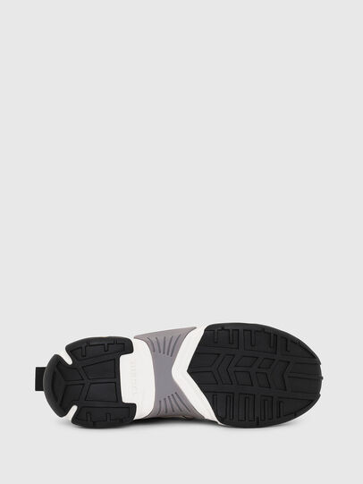 Diesel - S-KIPPER LOW TREK, White/Black - Sneakers - Image 5