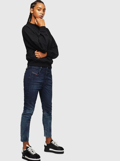 Diesel - Fayza JoggJeans 069KC, Dark Blue - Jeans - Image 6