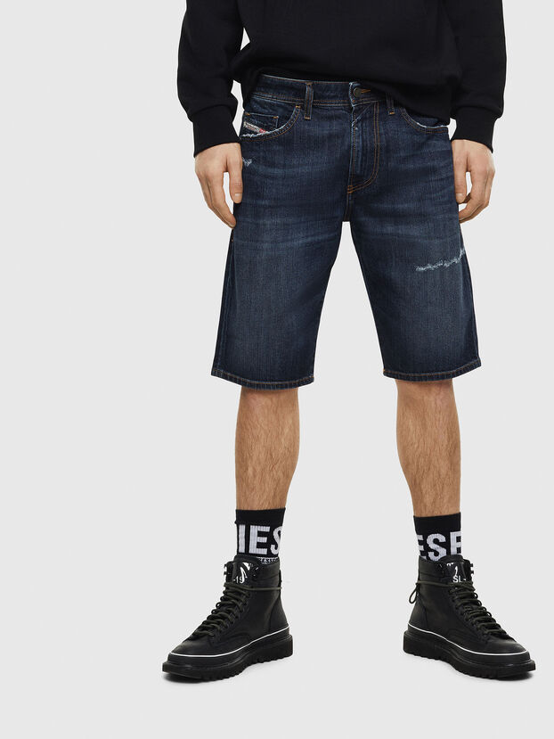 THOSHORT, Dark Blue - Shorts