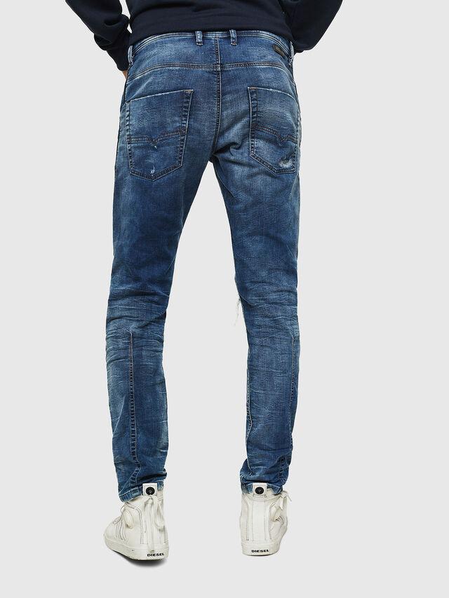 Diesel Krooley JoggJeans 0685I, Medium blue - Jeans - Image 2