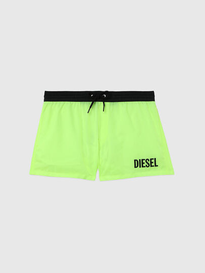 Diesel - BMBX-SANDY 2.017, Green Fluo - Swim shorts - Image 4