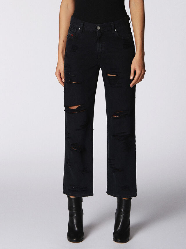 NICLAH 084NZ, Black Jeans