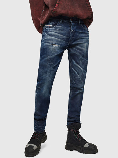 Diesel - Tepphar 084AM, Dark Blue - Jeans - Image 1