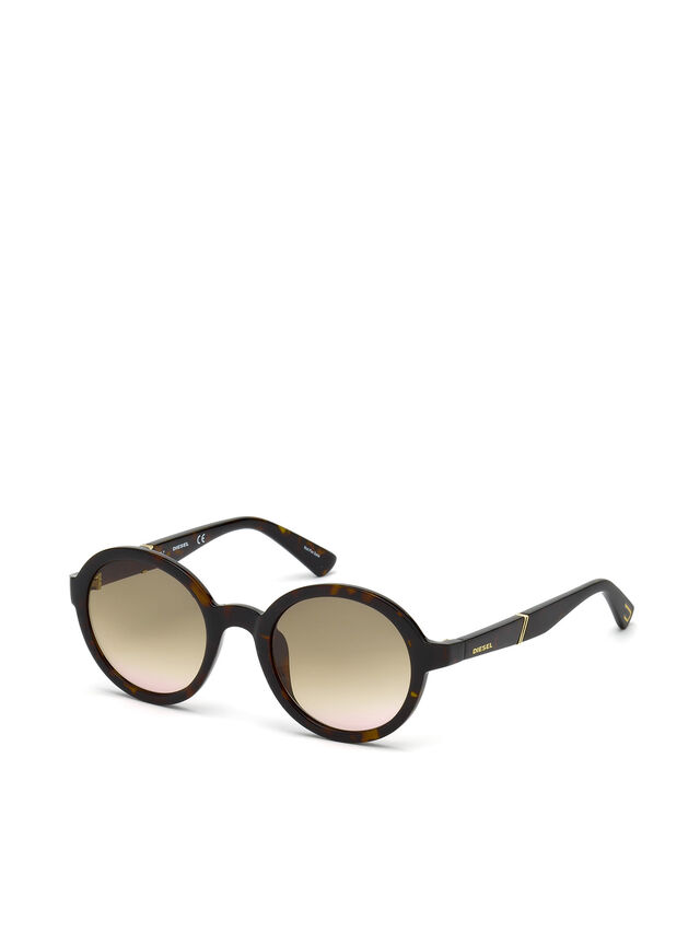 Diesel - DL0264, Brown - Eyewear - Image 2