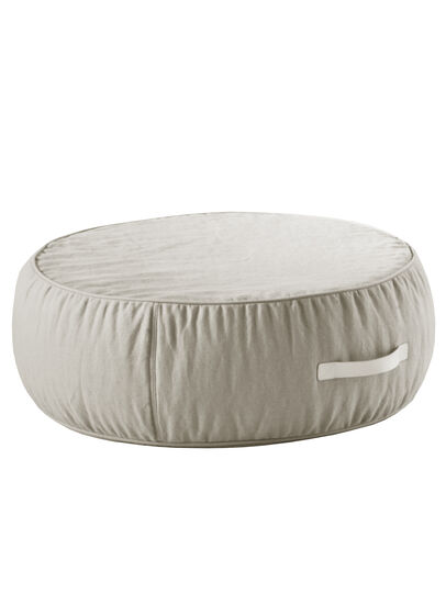 Diesel - CHUBBY CHIC - SMALL POUF, Multicolor  - Furniture - Image 1