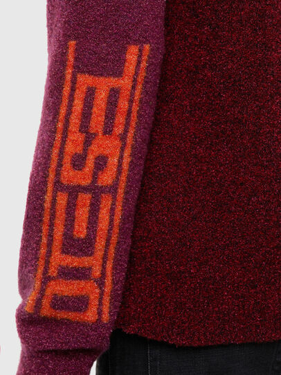 Diesel - K-BART, Brown - Knitwear - Image 4