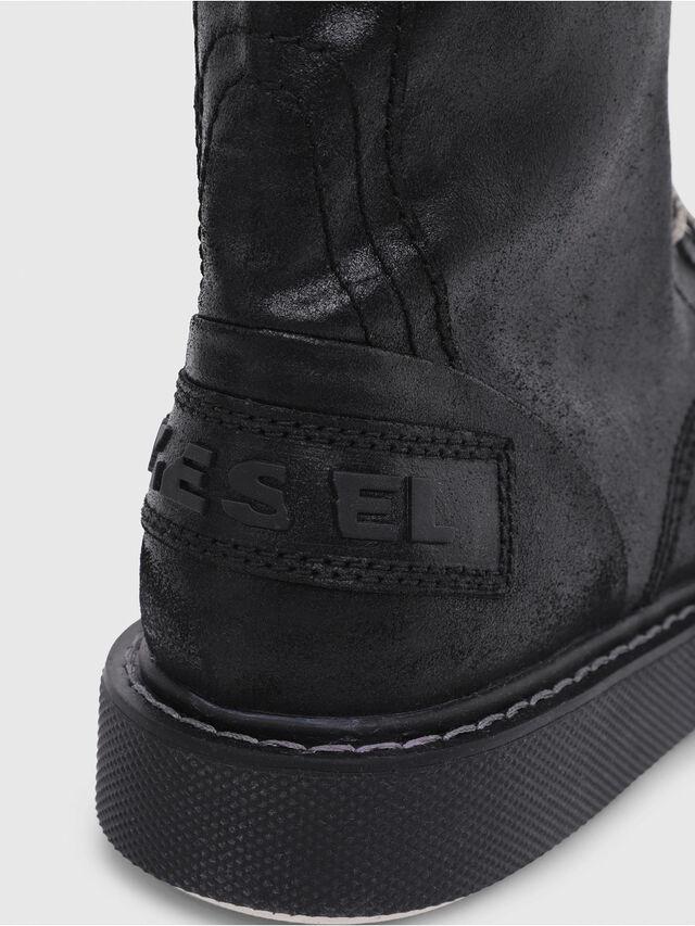 Diesel - D-CAGE DBB, Black - Boots - Image 4