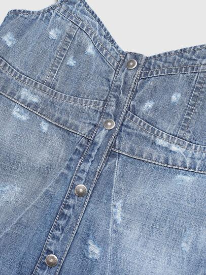 Diesel - DEARIN, Light Blue - Dresses - Image 3
