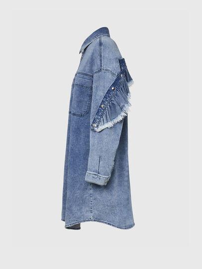 Diesel - D-BABOL JOGGJEANS, Blue Jeans - Dresses - Image 3