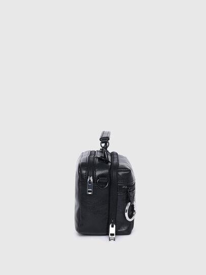 Diesel - FUTURAH PC, Black - Crossbody Bags - Image 3