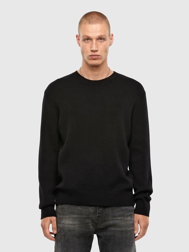 K-AARON, Black - Knitwear