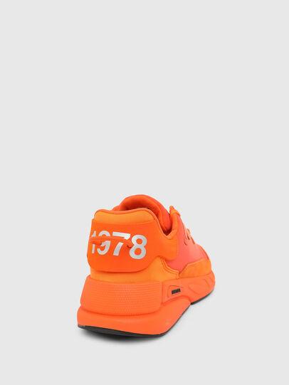Diesel - S-SERENDIPITY LC, Orange - Sneakers - Image 5