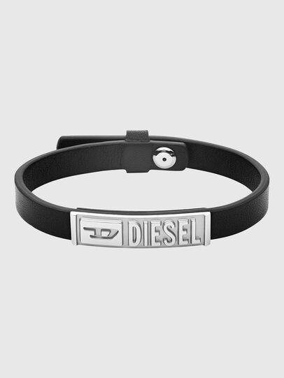 Diesel - DX1226, Black - Bracelets - Image 1