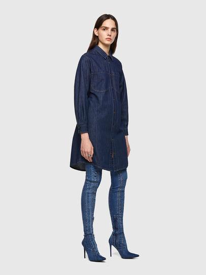 Diesel - DE-BLEURY-SP, Blue - Dresses - Image 1