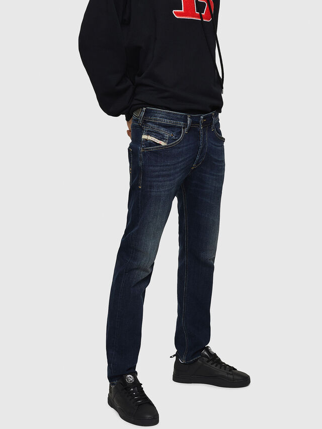 BELTHER 0814W, Blue Jeans