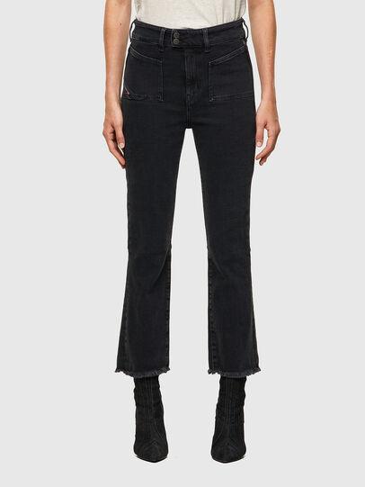 Diesel - D-Earlie 09A66, Black/Dark grey - Jeans - Image 1
