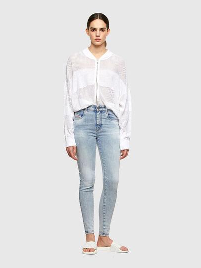 Diesel - M-ALEXA, White - Knitwear - Image 5