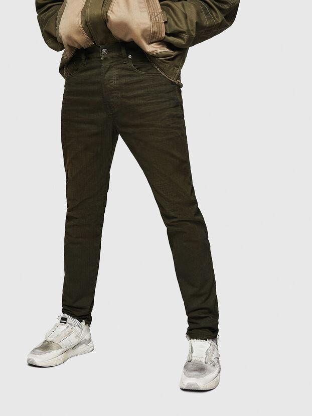 Mharky 0078D, Military Green - Jeans
