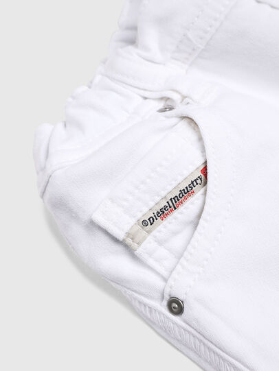 Diesel - KROOLEY JOGGJEANS-B-N, White - Jeans - Image 3
