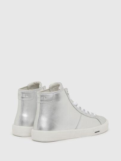 Diesel - S-MYDORI MC W, Silver - Sneakers - Image 3