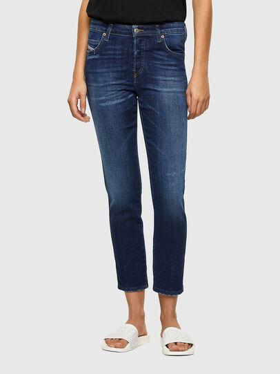 Diesel - Babhila 009PP, Dark Blue - Jeans - Image 1
