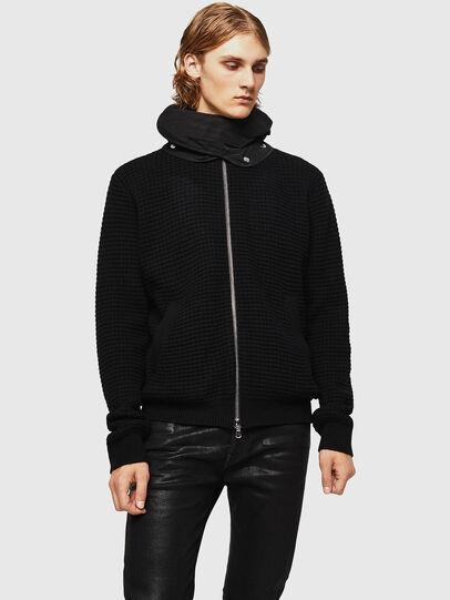 Diesel - KATTY, Black - Knitwear - Image 1