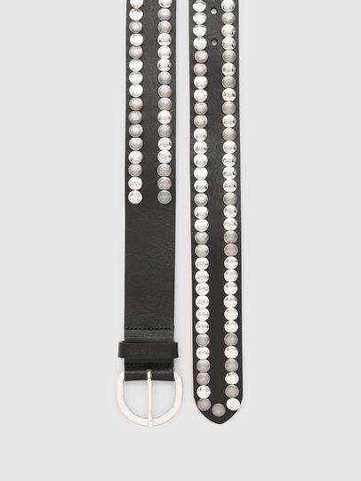 Diesel - B-MEOLO, Black - Belts - Image 4