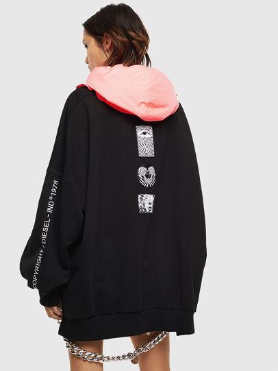 Diesel - F-JUSTIN, Black - Sweaters - Image 2
