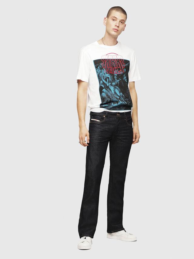 Diesel Zatiny 084HN, Dark Blue - Jeans - Image 4