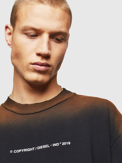 Diesel - S-BAY-SUN, Black - Sweaters - Image 3