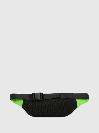 Diesel - BOLD MAXIBELT II, Green - Bags - Image 2