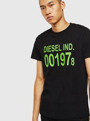 T-DIEGO-001978, Black - T-Shirts