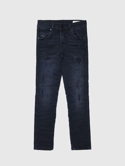 Diesel - BABHILA-J, Dark Blue - Jeans - Image 1