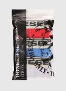 UGOV THREE-PACK US, Red/Blue - Underwear