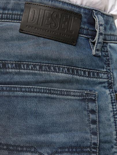 Diesel - Thommer JoggJeans 069NZ, Medium blue - Jeans - Image 4