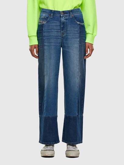 Diesel - Widee 009EU, Light Blue - Jeans - Image 1