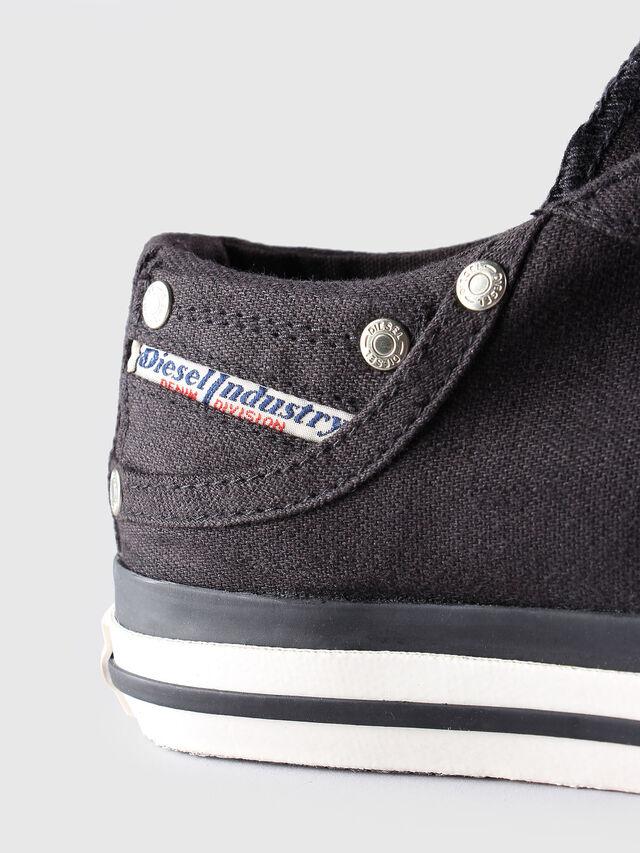 Diesel EXPOSURE LOW W, Black - Sneakers - Image 5