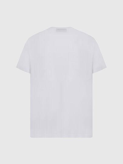 Diesel - T-DIEGOS-K30, White - T-Shirts - Image 2