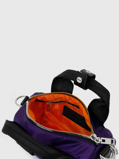 Diesel - CAYAC, Violet - Shopping and Shoulder Bags - Image 4