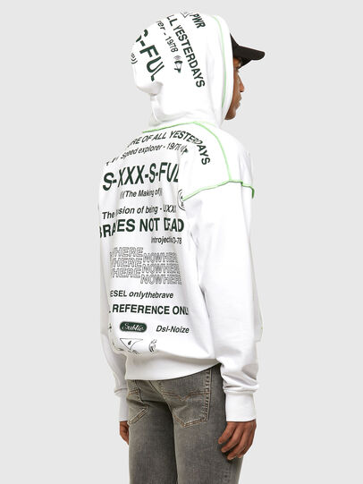 Diesel - S-ALBYSEAM,  - Sweaters - Image 5
