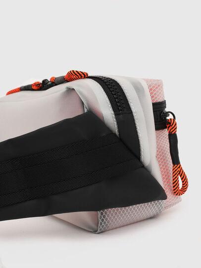 Diesel - FAROH, White/Orange - Belt bags - Image 7