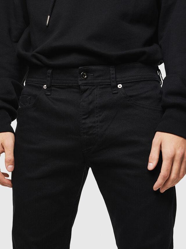 Diesel Thommer 0688H, Black/Dark grey - Jeans - Image 3